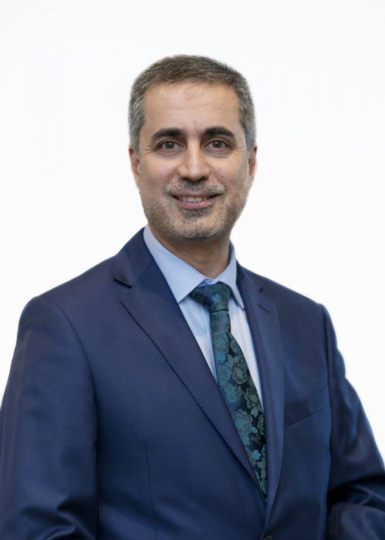 Dr Basil Almahdi